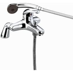 Bristan J PBSM C Java Pillar Bath Shower Mixer