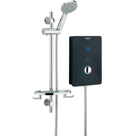 Bristan BLISS 3 Electric Shower 8.5KW BLACK