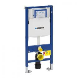 Geberit Duofix Wc Frame 1.12M Pre-Wall With UP320 Sigma Cistern 12cm - 111.383.00.5