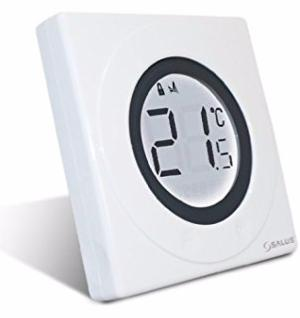 Salus ST320PB Digital Room Thermostat For Central Heating