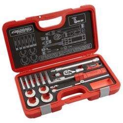 Nerrad Tools NTTAPEXKIT1 Tapex Tap Wrench Kit 18 piece