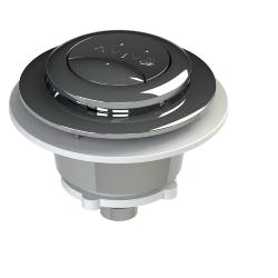 Viva universal Adjustable Dual Flush Push Button - UNI/SB
