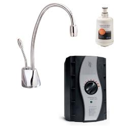 Insinkerator 3574 Instant Hot Water  Pack - Includes Hot water Tap, Tank & Filter