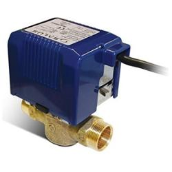 Salus 3 Port SBMV32 Motorised 22mm Valve for Central Heating & Hot Water Systems