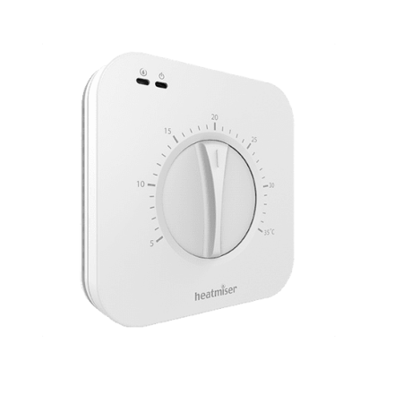 Heatmiser DS1 Dial Thermostat V2